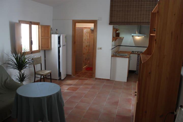 Apartamento acogedor - Chirivel - Byt