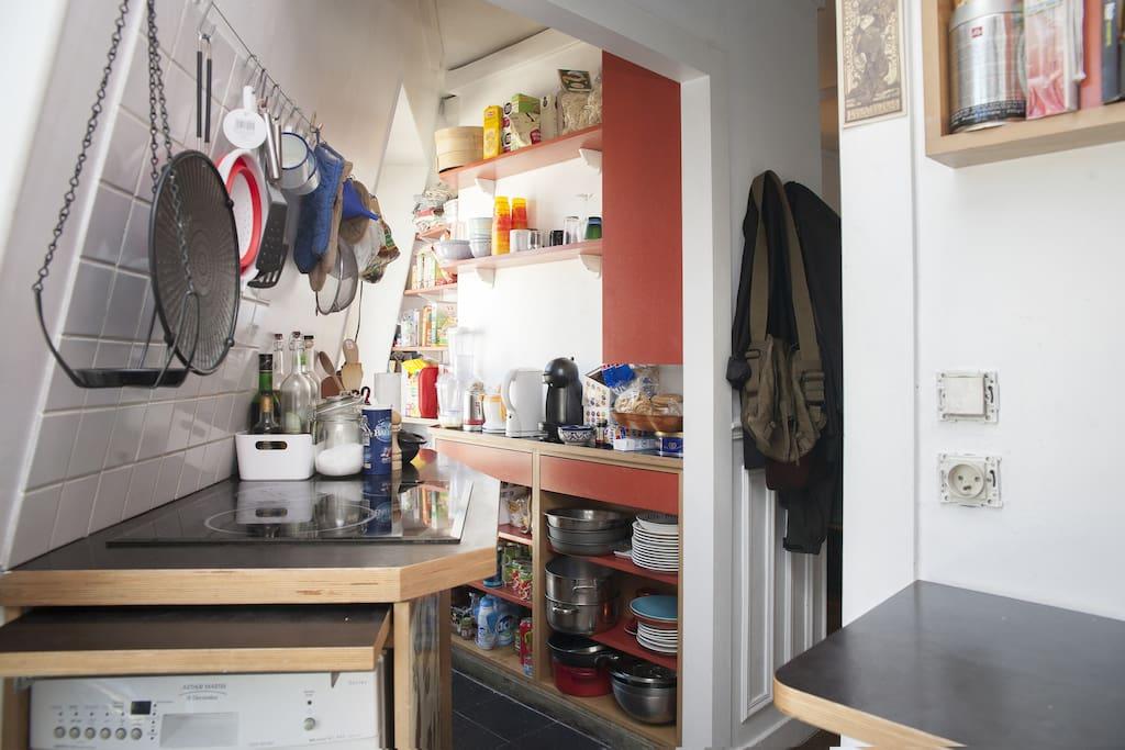 La cucina / La cuisine / The kitchen