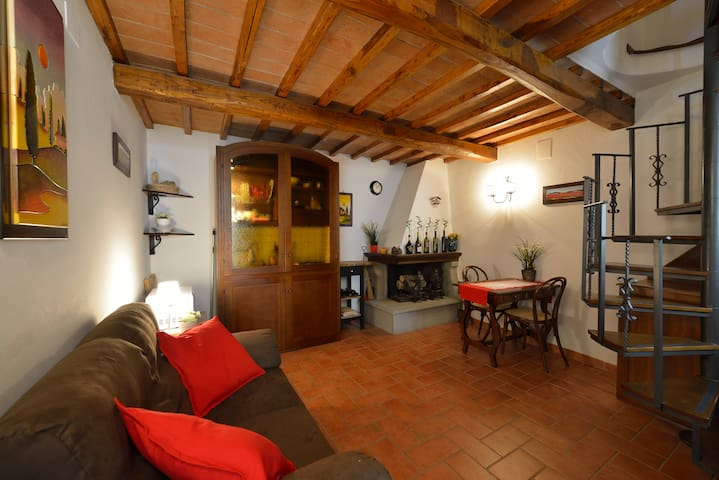 Il Grottino-February/March 30% off! - Montepulciano - Valiano