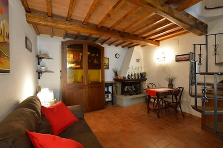 Il Grottino-February/March 30% off! - Montepulciano - Valiano - Hus
