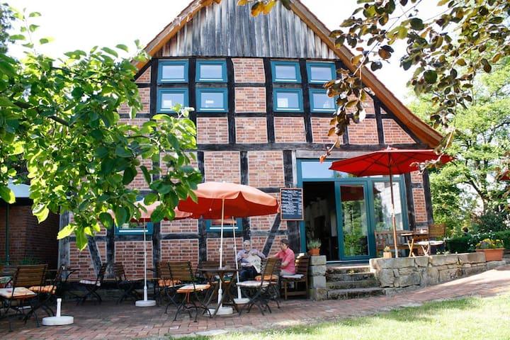 Ferienwohnungen in Niedersachsen  - Hohnhorst - Apartamento
