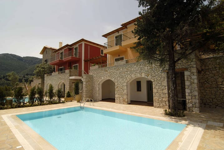 Luxurious summer Villas in Greece - Lefkas - Villa