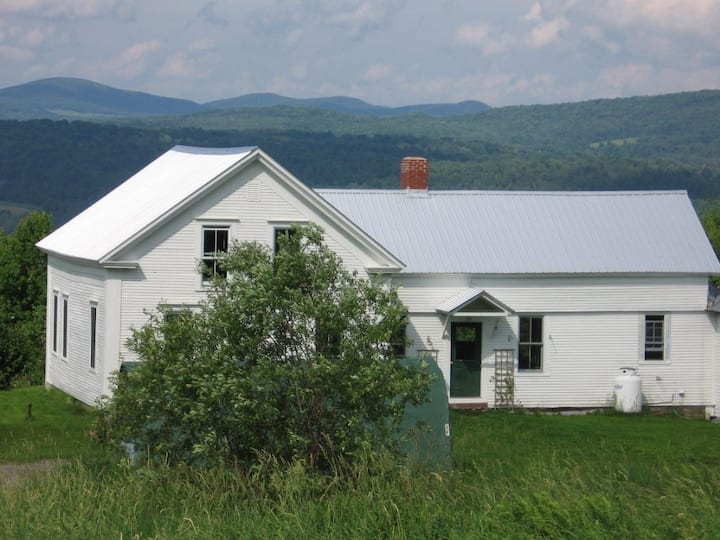 Wells Farmstead  - Craftsbury Vermont