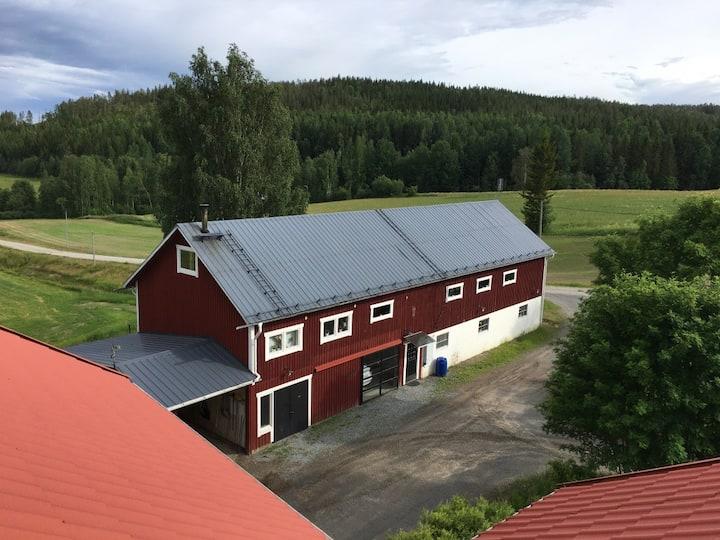 Ladugård, Heleneborgs Gård, Tavelsjö, Umeå
