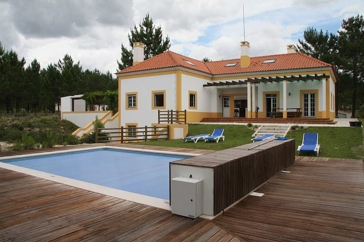Villa in Comporta w/ private pool