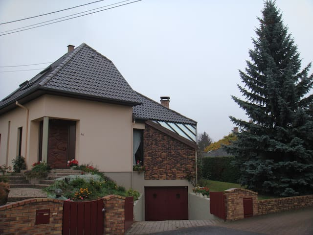 A 10 mn du centre de Strasbourg jolie maison - Mundolsheim - Huis