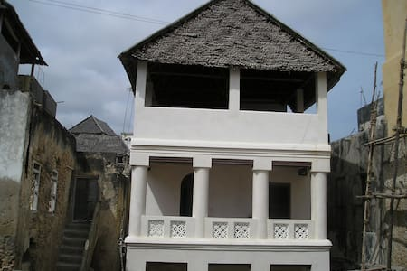 Private house at the Lamu harbour - Casa
