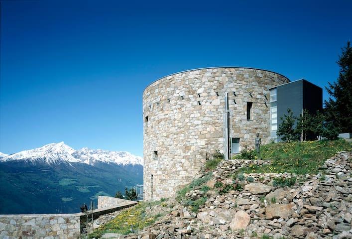 Turm Chalet - San Martino Al Monte - Villa