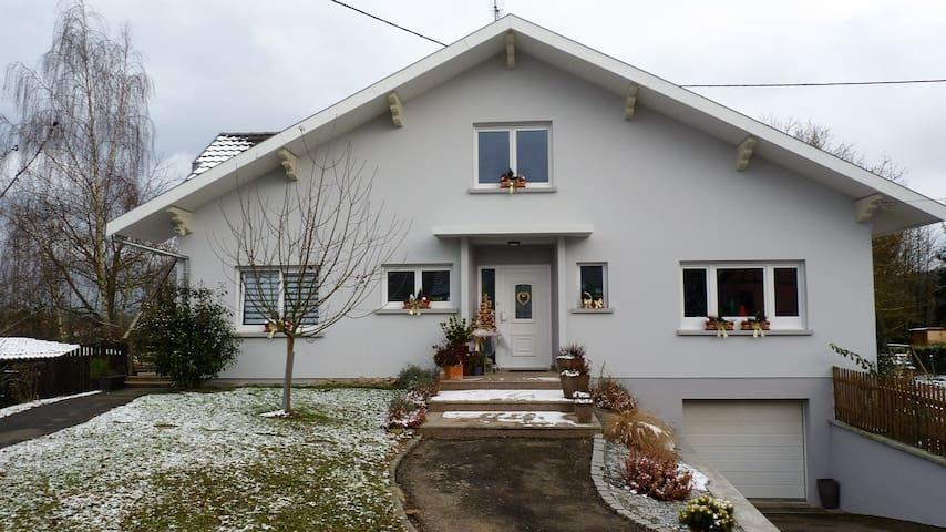 LOGIS DES AULNES - Steinbrunn-le-Bas - Apartment