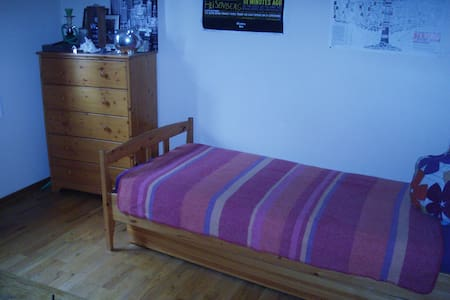 room for one person let per month - Échenevex - Talo