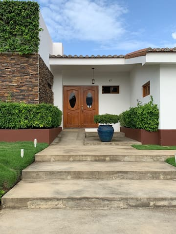 Private Modern Home in Gated Community!
