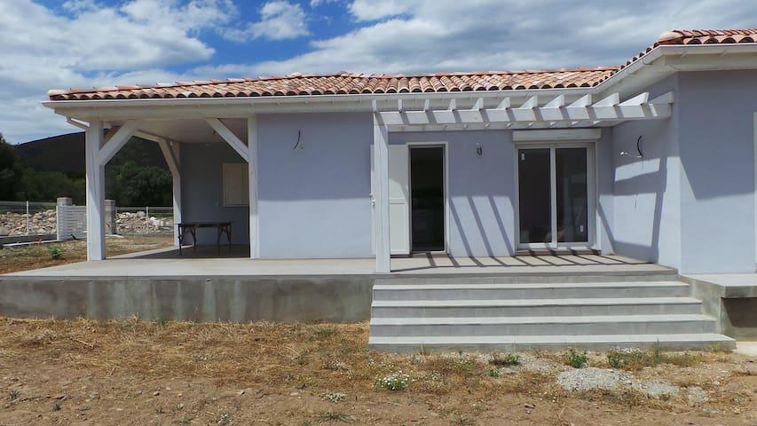 Villa Proche Ile Rousse - Moltifao - Apartment