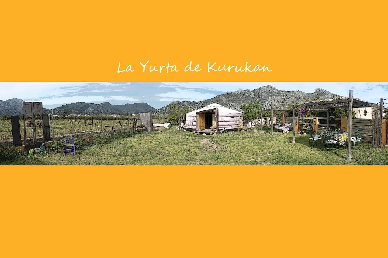 La Yurta de Kurukan.