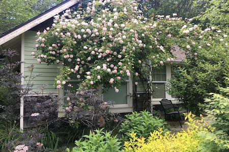 Cozy, charming country cottage - Bellingham - Bungalow