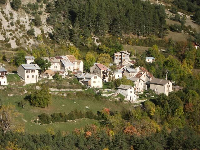 Maison de village - Saint-André-les-Alpes