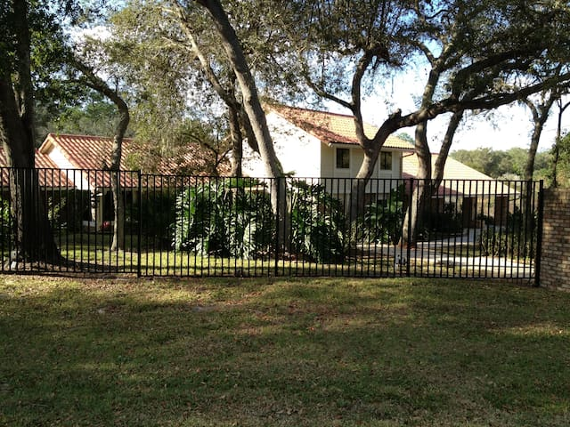 Enjoy wildlife, private? Your home! - Lake Mary - Bed & Breakfast