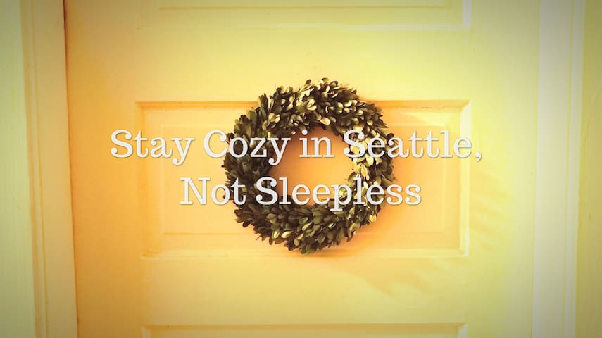 Stay Cozy in Seattle, Not Sleepless