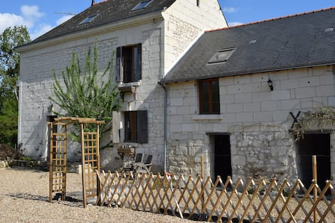 Le Bourg holiday cottage.