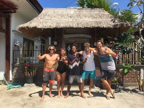 Medewi Secret Surf House