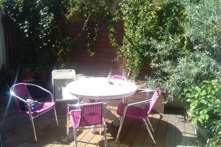 Maison 2 chambres + terrasse /proche centre ville - Perigny - 一軒家