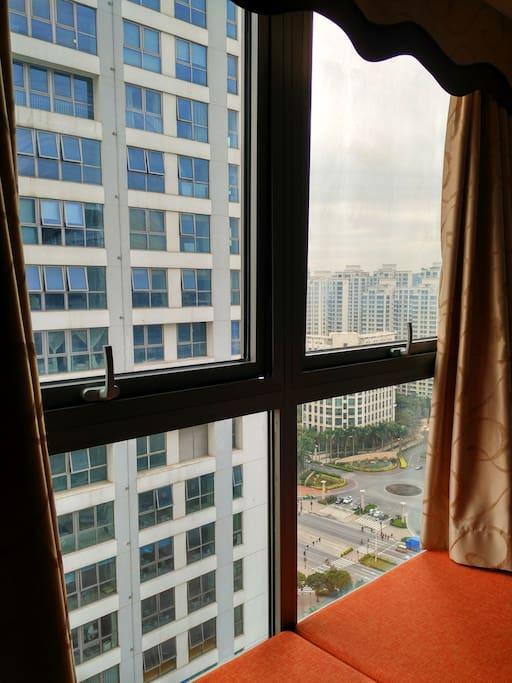 窗台及外景
