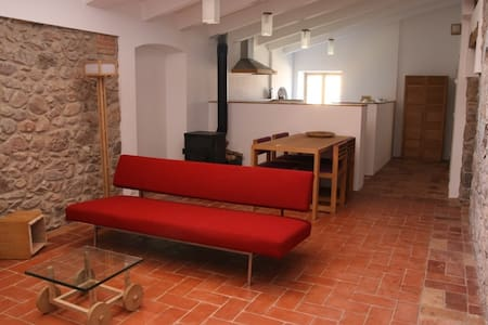 inovative modern interior apartment - Sant Climent Sescebes - Apartment