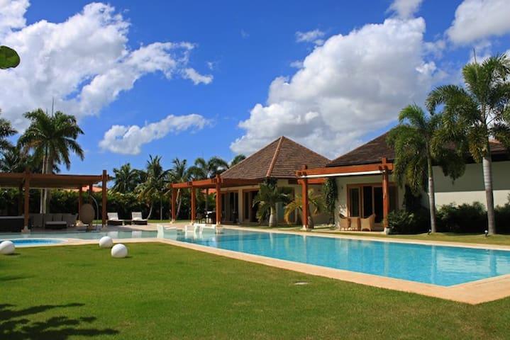 Casa De Campo Contemporary Villa