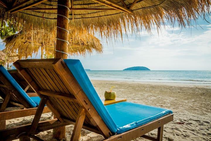 Columbus Otres Beach 2 - Krong Preah Sihanouk - Bungalov