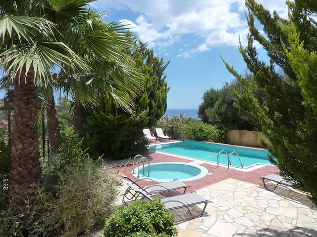 Villa Atlantis, Katelios, Kefalonia - Kateleios - 別荘