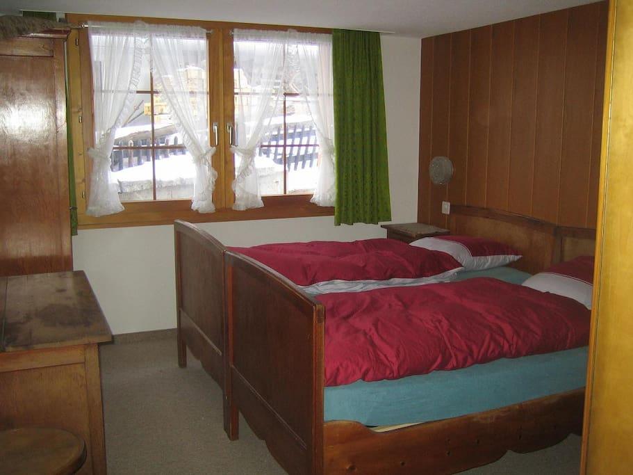 Schlafzimmer West