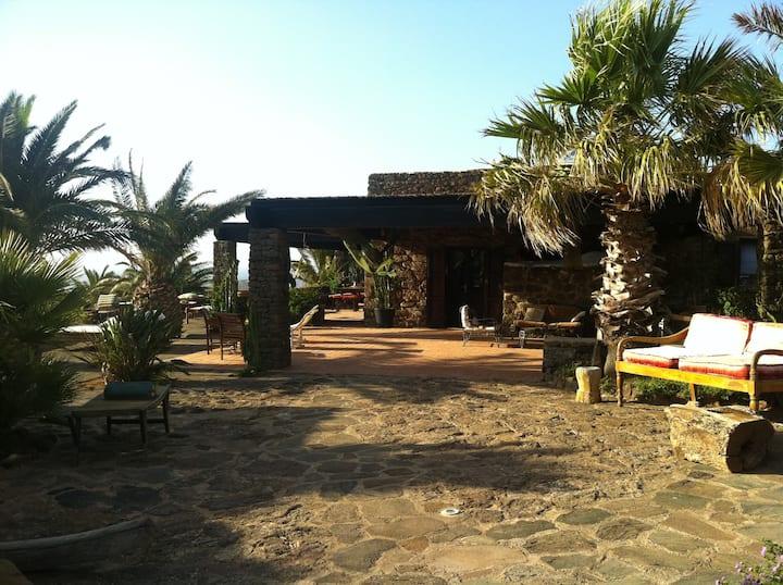 Dammuso ROSMARINO, Pantelleria