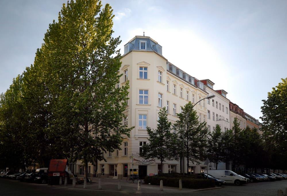 Prenzlauer Berg - Family Plus Apt