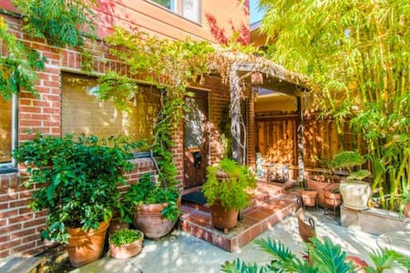 The Hummingbird Room: 1bd/1ba (Detached from Room) - Ház