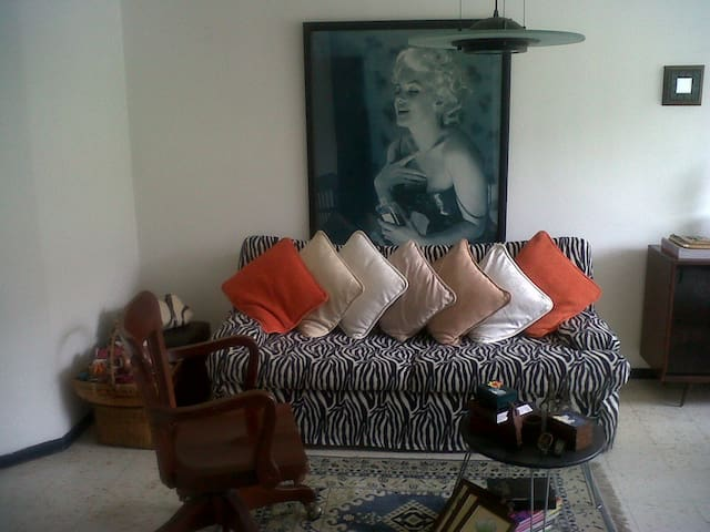 Acogedor alojamiento - Santiago de Cali - Apartment