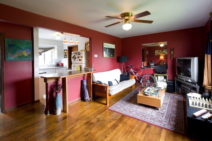 Private Room Near OSU Campus - Columbus - Apartment
