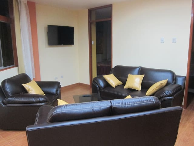 Furnished Apartment in Huanchaco - Huanchaco - Apartment