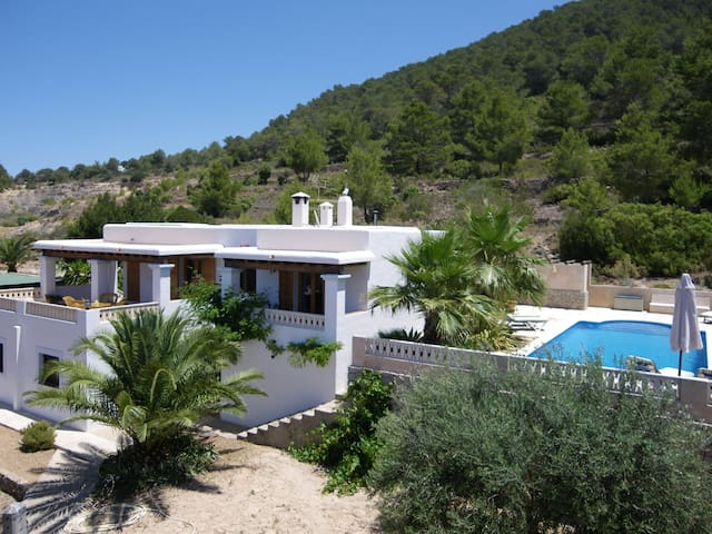 Amazing sea view villa with pool - Sant Josep de sa Talaia - Villa