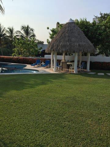 Agradable departamento con alberca en Boca del río - Boca del Río - Apartamento