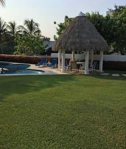 Agradable departamento con alberca en Boca del río - Boca del Río