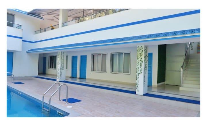 The Happy Place Villa - A Luxurious 5BHK Villa