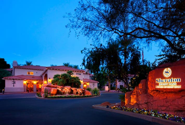 PGA Waste Mgmt Phx Open -  1 Bdrm Villa (Sleeps 4) - Scottsdale - Villa