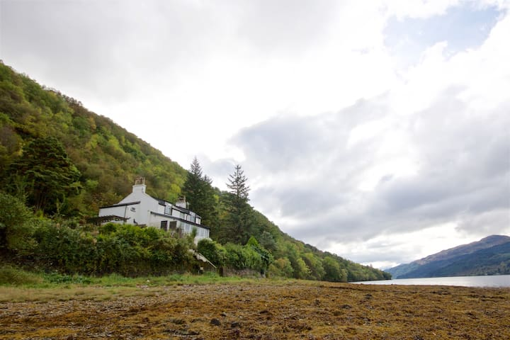 Rossmay House - 3 Bedrooms - waterfront / mountain