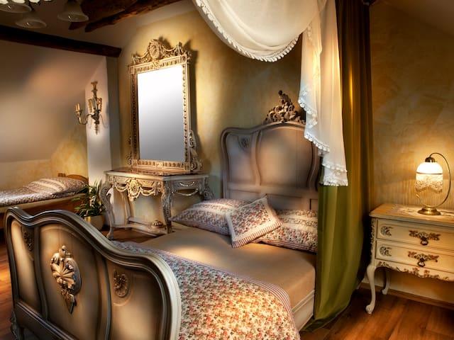 Romantické stylové ubytování   - Breclav,