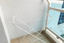 Drying Rack at balcony
