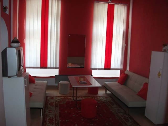 Main street Accommodation  - Zrenjanin - Daire