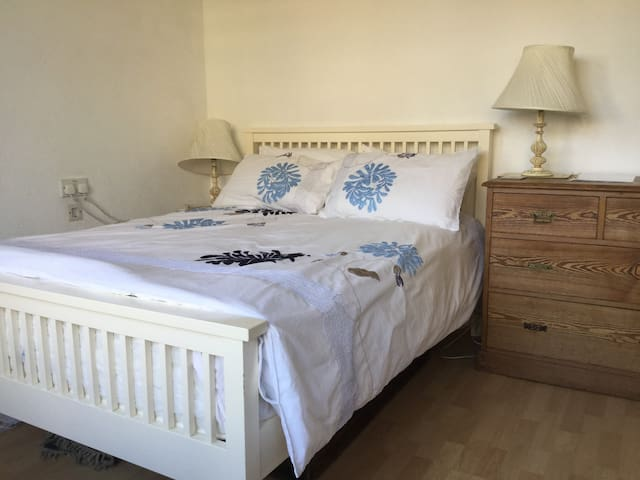 Villa Toledo double room with private bathroom