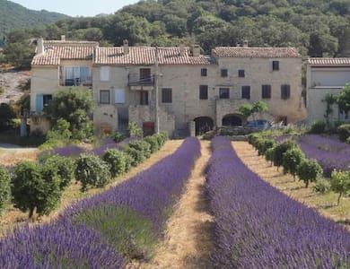 Maison de charme en Drôme provençale - Haus