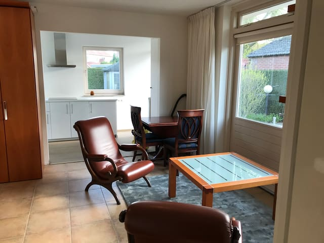 Studio Herten close to Roermond center.