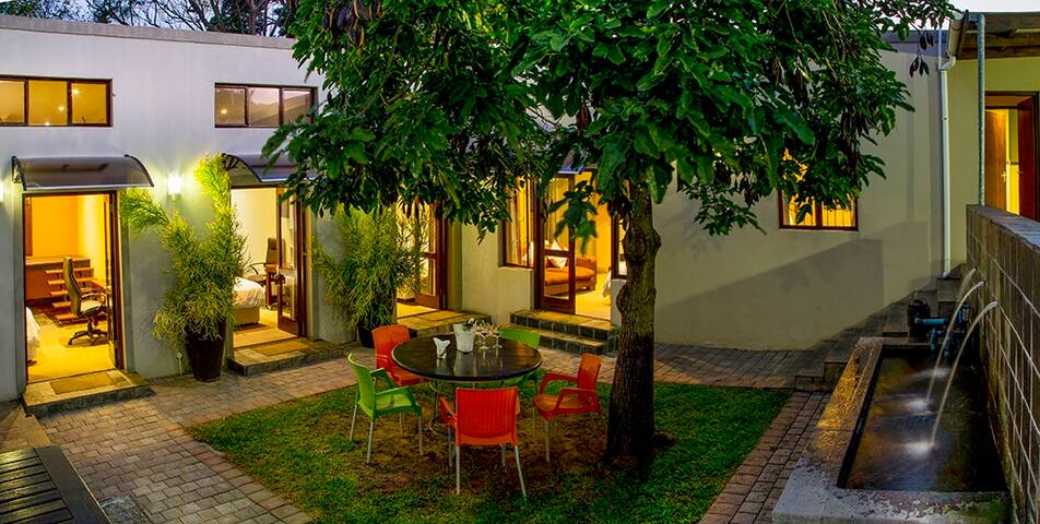 Standard Room @ Madiba Bay Guesthouse