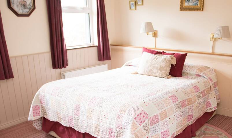 Double room in Bunbeg B&B on the Wild Atlantic Way